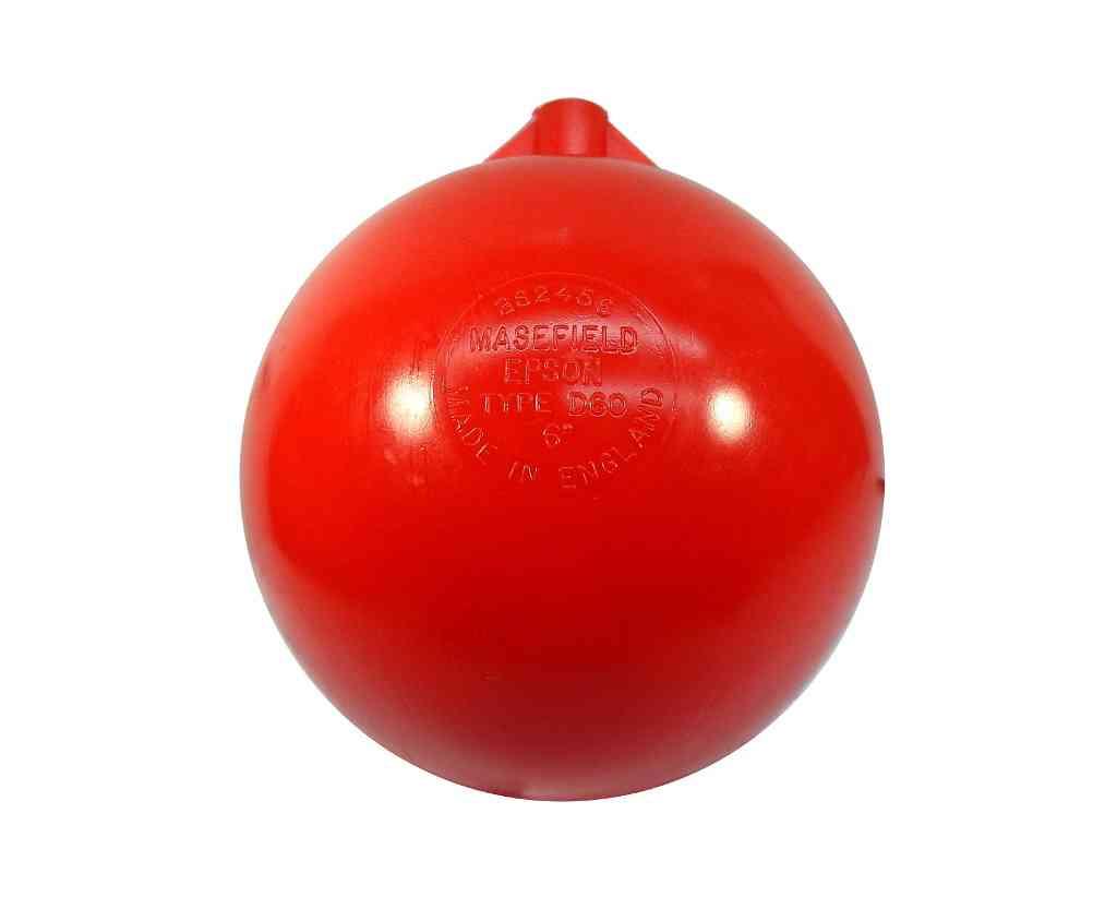 6 Inch Plastic Float Valve Ball