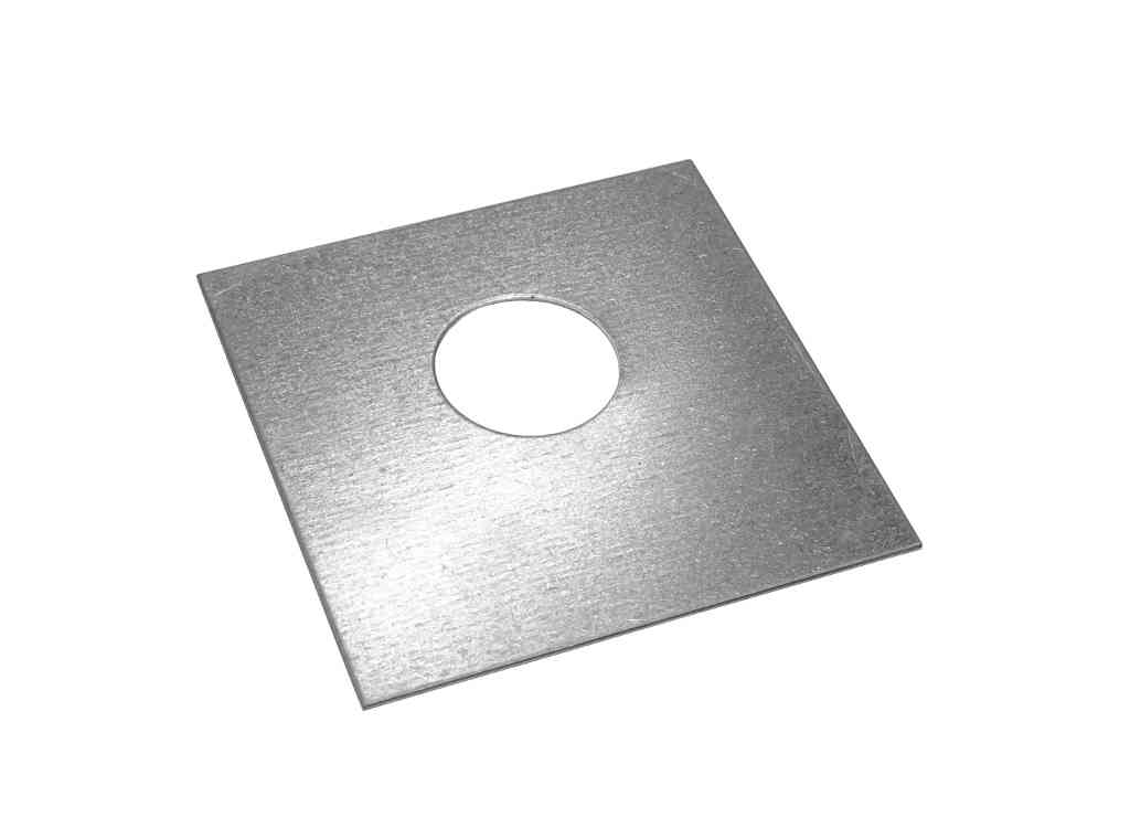 Float Valve Water Tank Support Plate