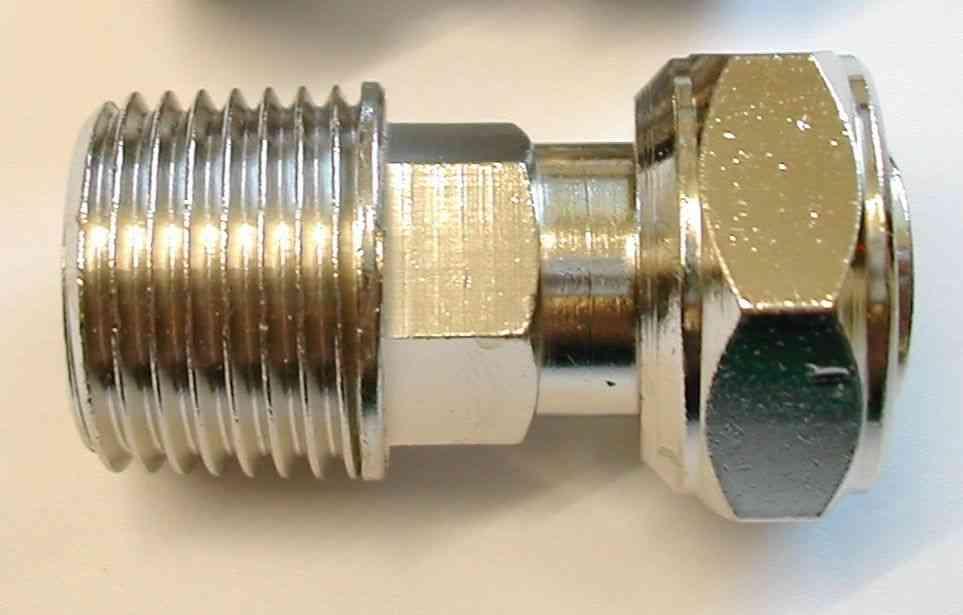 Radiator Valve Tail 1 2 Quot Bsp X 15mm Stevenson Plumbing