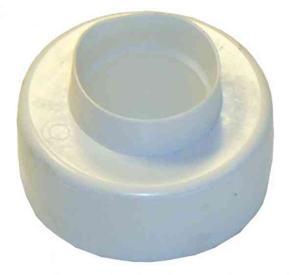Toilet Flush Pipe External Boot Connector