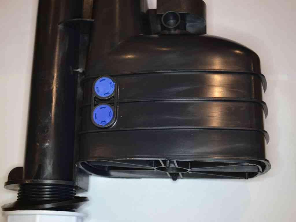 8 Quot Toilet Syphon Dual Flush Amp Internal Overflow