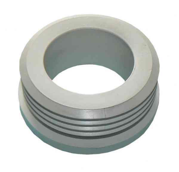 Internal Flush Pipe Connector Cone (Rubber)