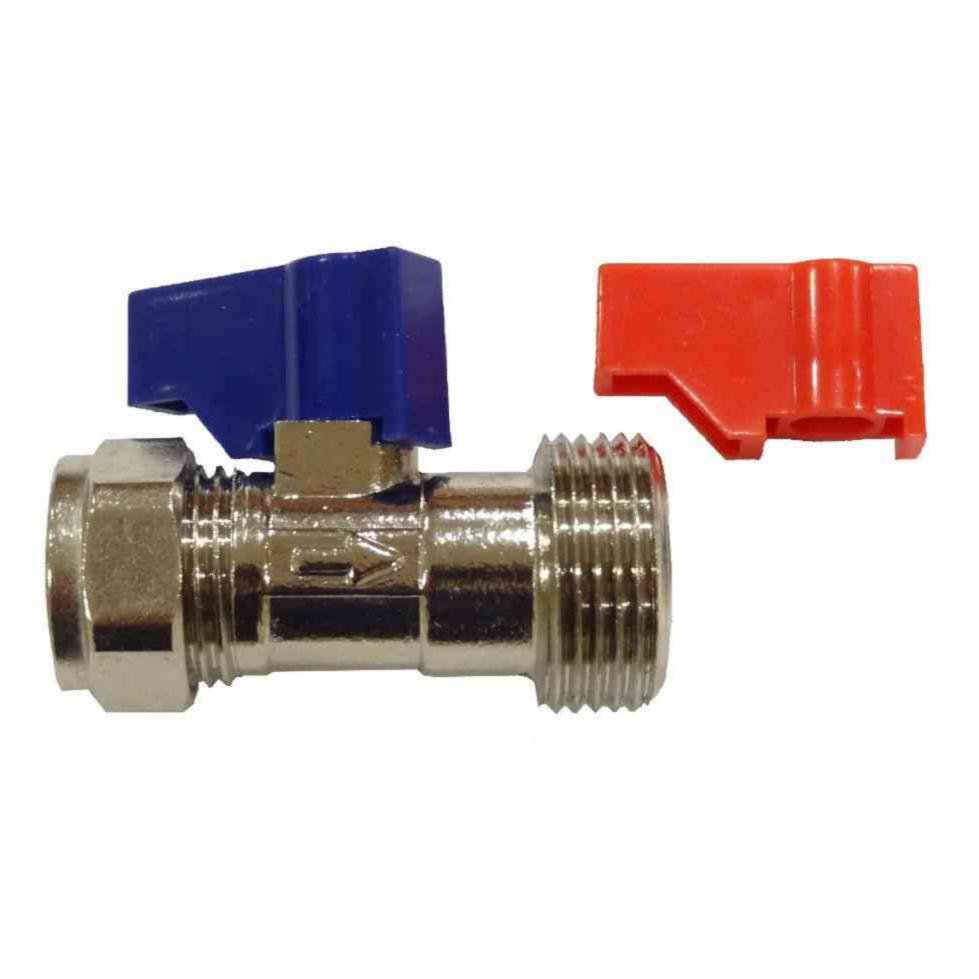 washing machine compression valve