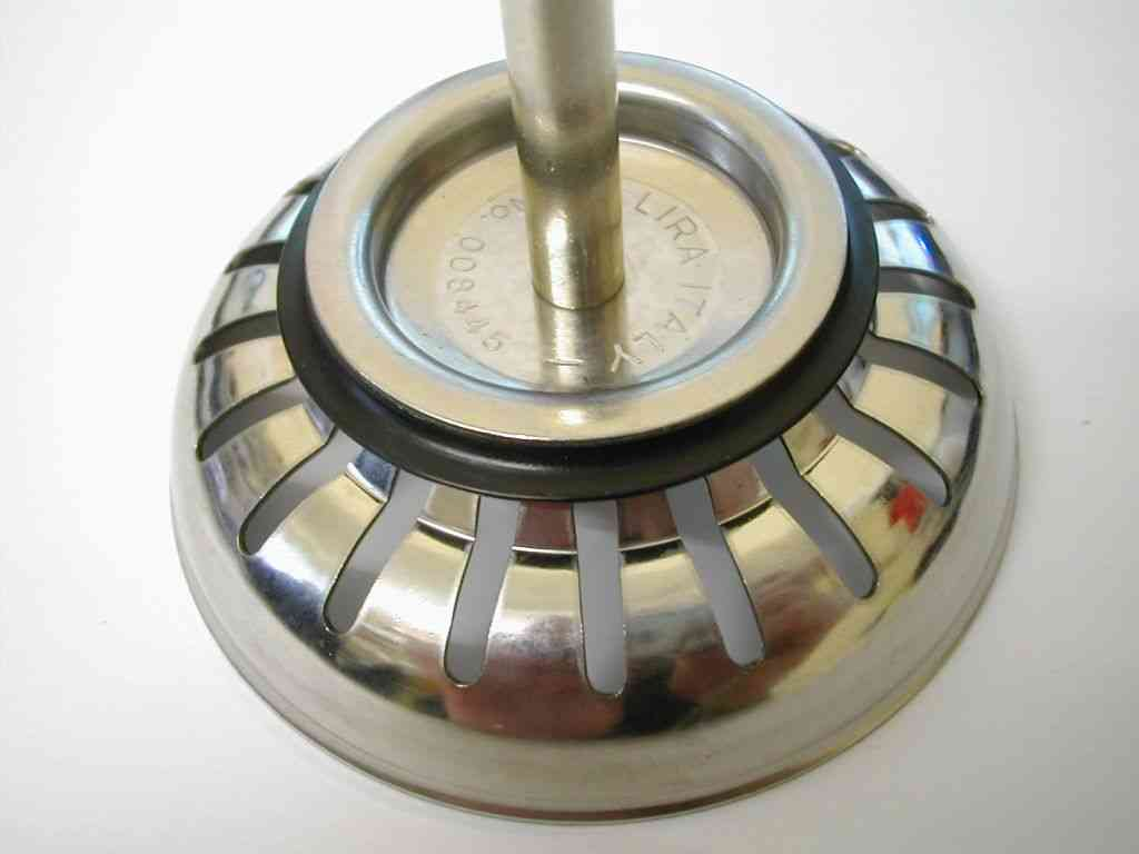Old Style Franke Sink PLUG for Basket Strainer Waste