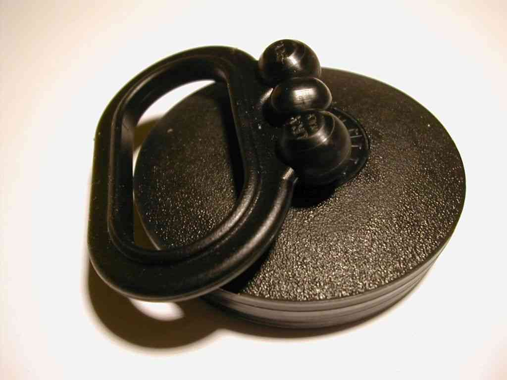 Franke / Lira Kitchen Sink Plug With Handle | Stevenson Plumbing ...