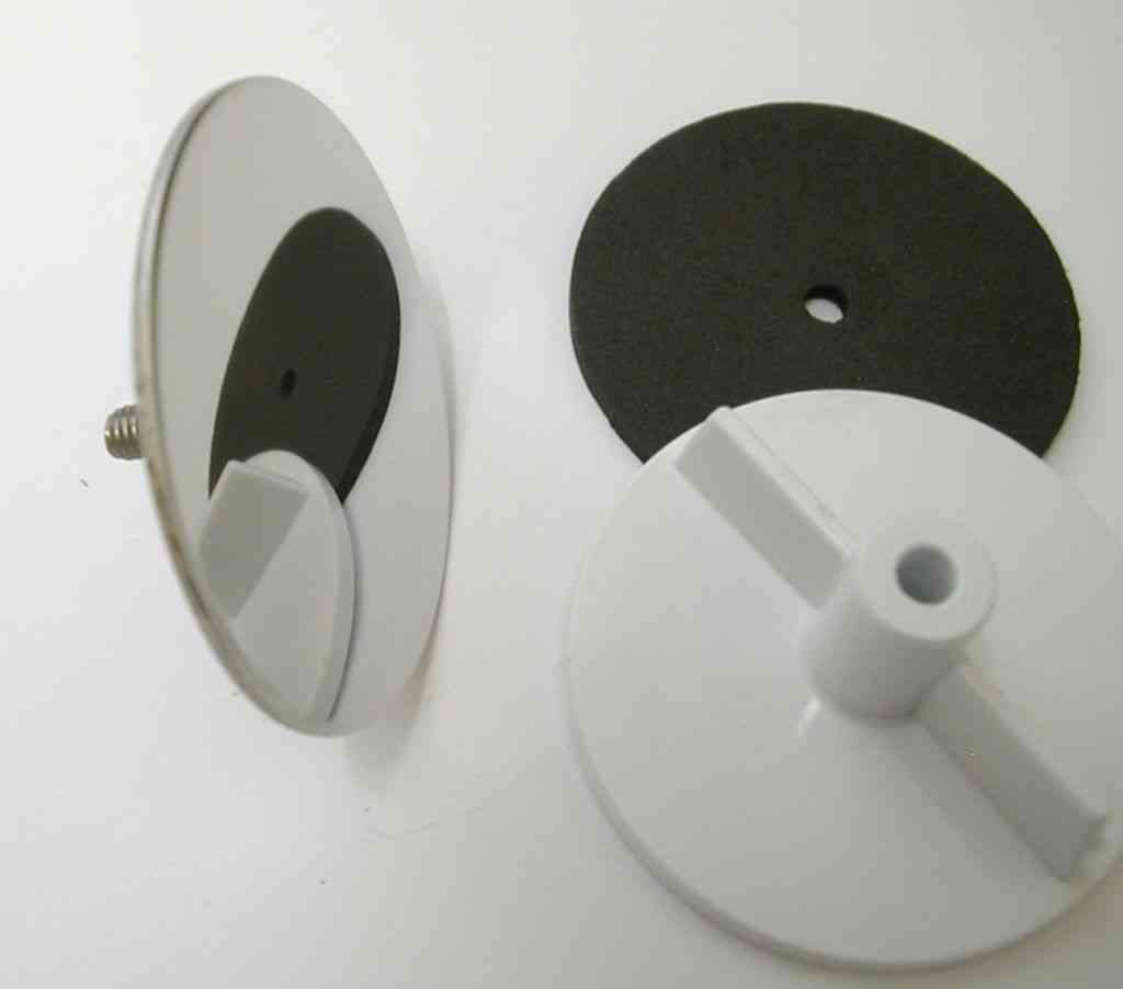 Franke Sink Tap Hole Cover : Chrome Tap Hole Stopper - 43mm x 16mm - Stevenson Plumbing ...