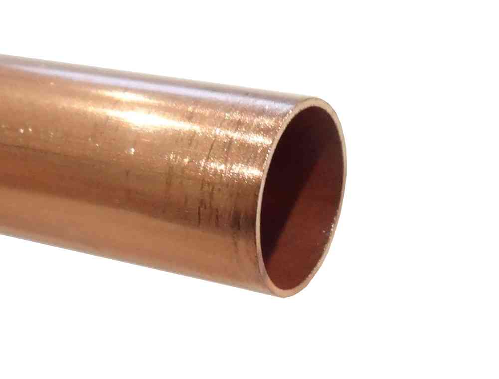 15mm copper pipe tube x 1 foot stevenson plumbing for How to plumb copper pipe