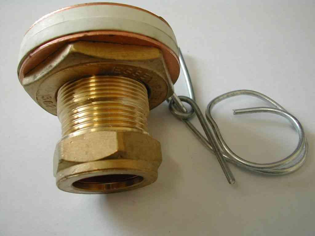 Essex Flange 22mm No Stop Stevenson Plumbing