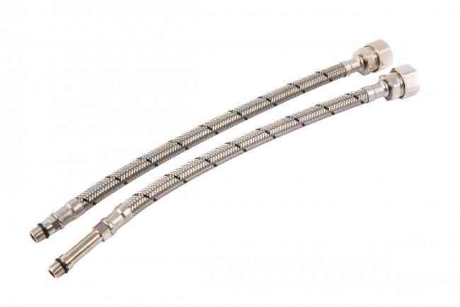 Mm m monobloc tap flexible tails connector
