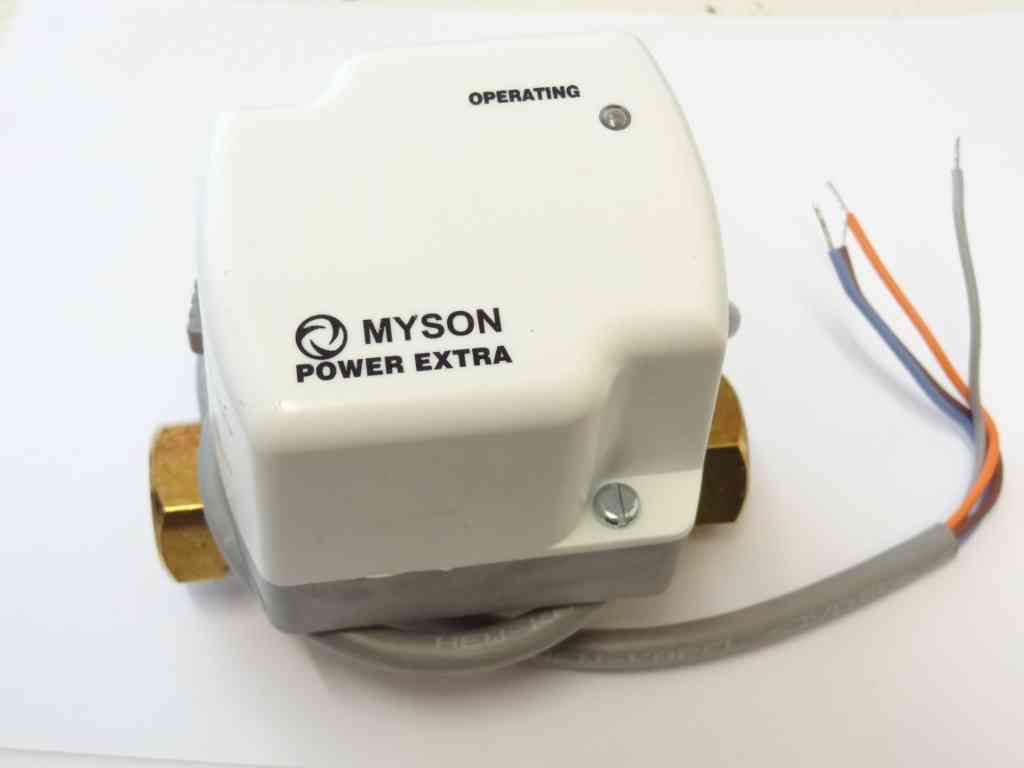 Myson Power Extra Mpe222 22mm 2 Port Motorised Zone Valve