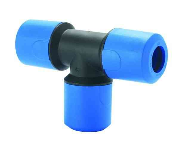25mm Mdpe Equal Tee John Guest Speedfit Push Fit Fitting
