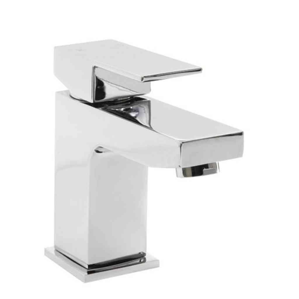 Form Monobloc Bathroom Basin Lever Mixer Tap