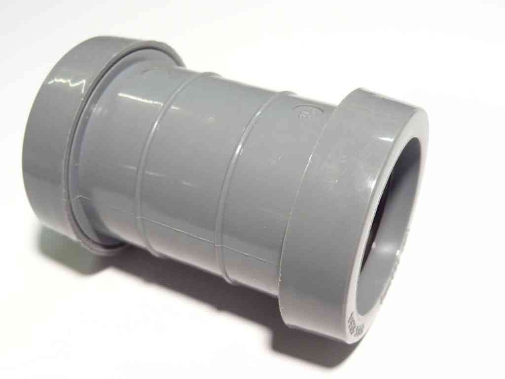 1-1/4 Inch Waste Push-fit Coupling