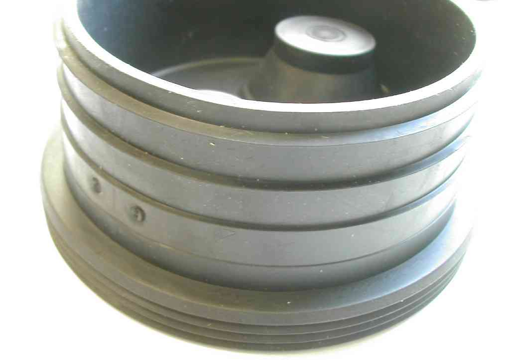 Mm inch or rubber reducer
