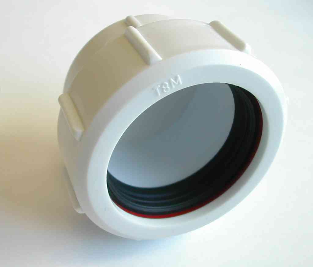 Multifit blanking cap for mm inch waste pipe