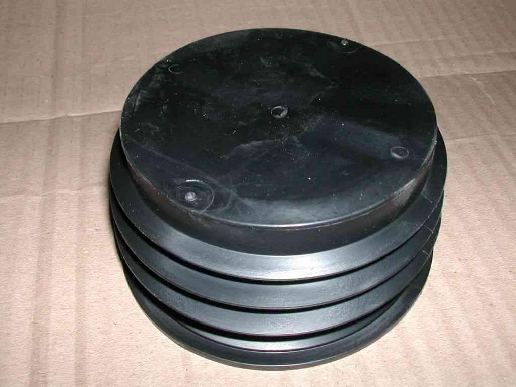 3 4 Plugs >> 110mm Soil Pipe Blanking Off Plug / Cap | McAlpine CAP100 ...