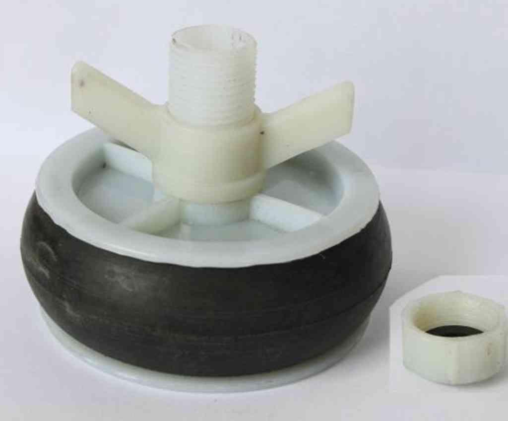 Inch test plug bung stevenson plumbing electrical